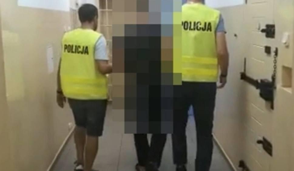 Film do artykułu: Leszno: Napadł na bank, został zatrzymany przez policję i jest już w areszcie. Grozi mu do 12 lat więzienia