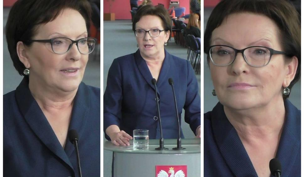 """Film do artykułu: Wpadka premier Ewy Kopacz: """"Miastem, które nas gościło był Bydgoszcz"""" [wideo]"""
