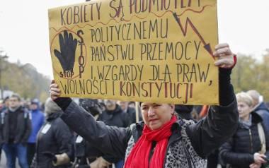 Organizatorki Czarnego Protestu nagrodzone