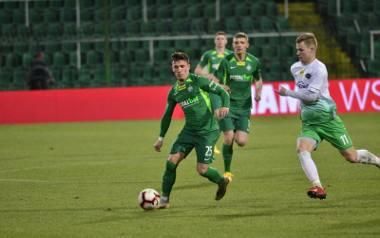 - Nie miałem parcia, żeby odchodzić z Warty - mówi najbardziej rozchwytywany zimą zawodnik Zielonych Gracjan Jaroch.