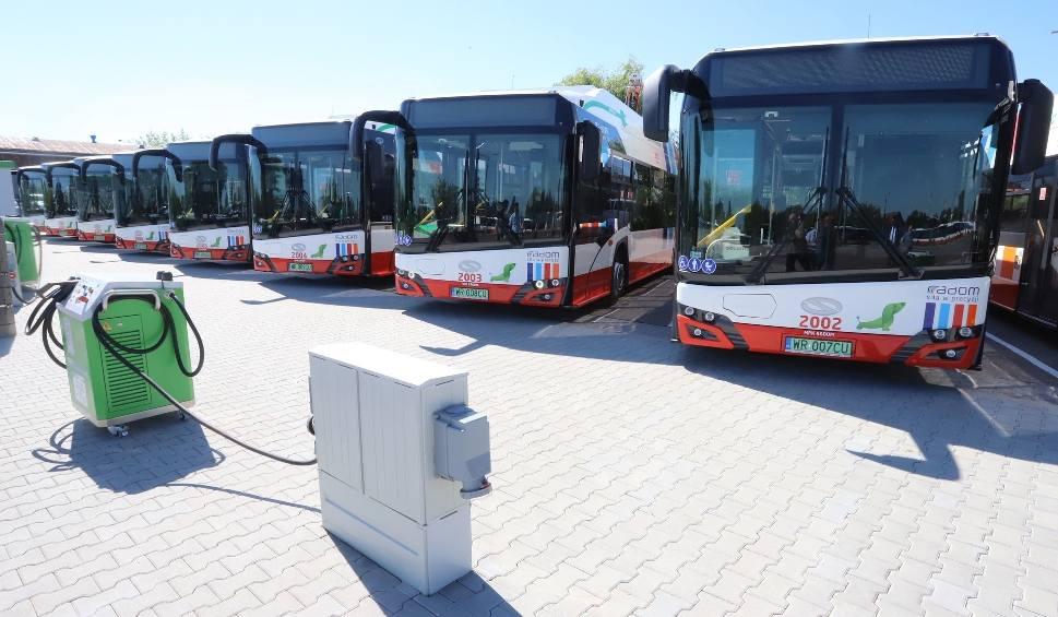 Film do artykułu: W Radomiu są nowe autobusy elektryczne. W czwartek wyjadą na ulice miasta