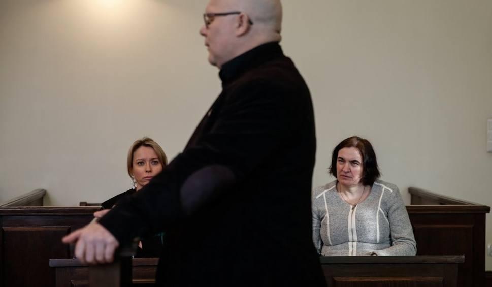 """Film do artykułu: Agnieszka Pomaska kontra Anna Kołakowska w sądzie. """"Ten proces to ostrzeżenie"""" [zdjęcia]"""