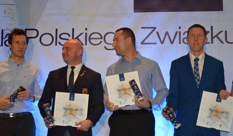 Film do artykułu: Wielka Gala Polskiego Związku Żeglarskiego w Warszawie. Nagrodzeni także świętokrzyscy żeglarze