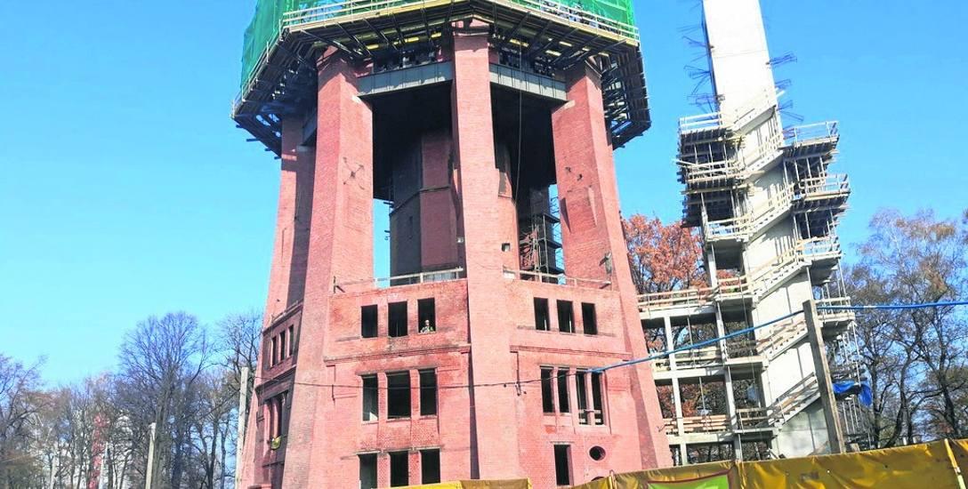 Zabrze: Nowe życie starej wieży ciśnień przy ul. Zamoyskiego. Będzie tutaj punkt widokowy