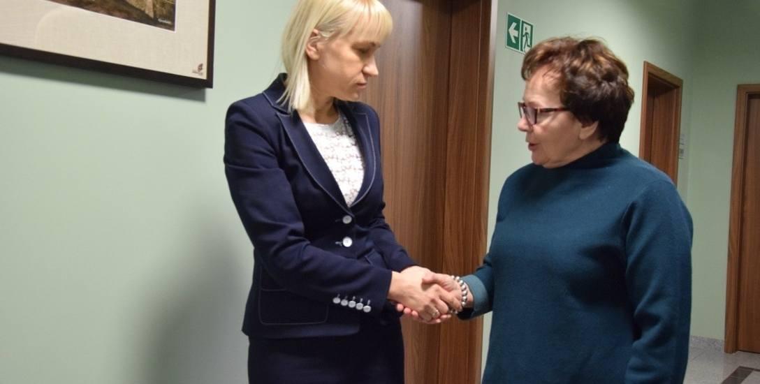 Sesja powiatu nowosolskiego, podczas której radni zgodzili się na kredyt pod hipotekę szpitala.28 lutego 2020 r.