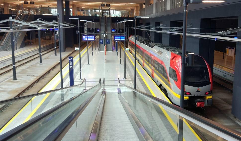Film do artykułu: Dworzec Łódź Fabryczna. Na stacji Skierniewice wsiada i wysiada więcej osób niż na Fabrycznym