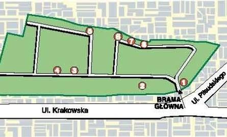 Stary Cmentarz w Krośnie