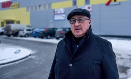 Grzegorz Kozłowski liczy, że proces szybko się zakończy, a on odzyska swoje pieniądze.