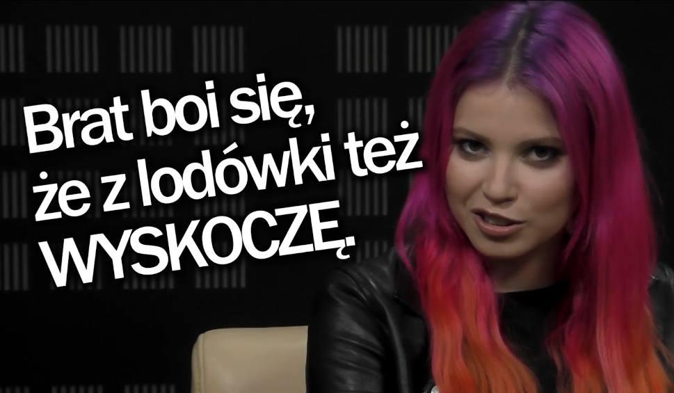 Film do artykułu: MUZOtok | Marta Gałuszewska, The Voice of Poland: Mój brat się śmieje, że boi się otworzyć lodówkę, bo jestem wszędzie!