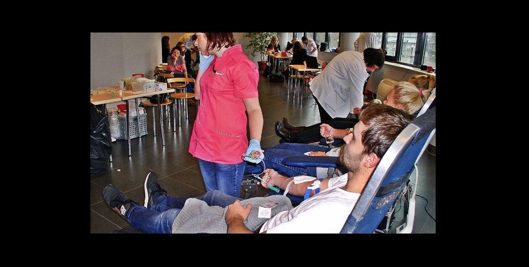 Wampiriada 2018 w Łodzi. Po raz 33 studenci oddają krew