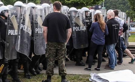 Podczas Trójmiejskiego Marszu Równości w Gdańsku doszło do zamieszek, w których wzięli udział kontrmanifestanci