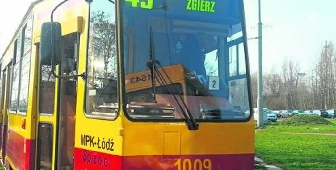 Łódź-Zgierz-Ozorków. Uwaga pasażerowie. Linie 45 i 46 kursują  tylko do soboty!