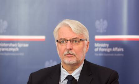Witold Waszczykowski jest przeciwny mocniejszej integracji politycznej UE
