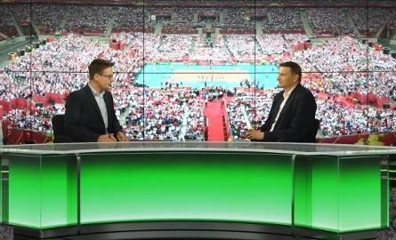 MAGAZYN SPORTOWY24. Witold Roman o siatkarskim Euro w Polsce i meczu na Stadionie Narodowym z Serbią