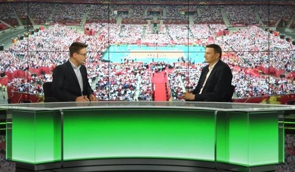 Film do artykułu: MAGAZYN SPORTOWY24. Witold Roman o siatkarskim Euro w Polsce i meczu na Stadionie Narodowym z Serbią