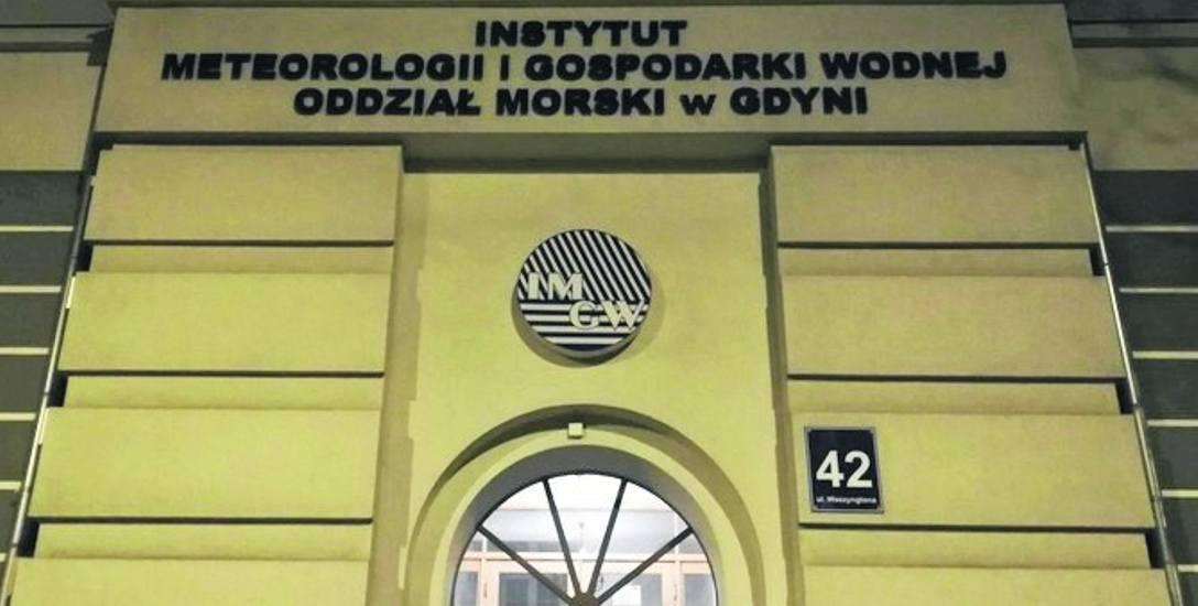 Chcą centrali IMGW w Gdyni. Wyślą petycję do ministra