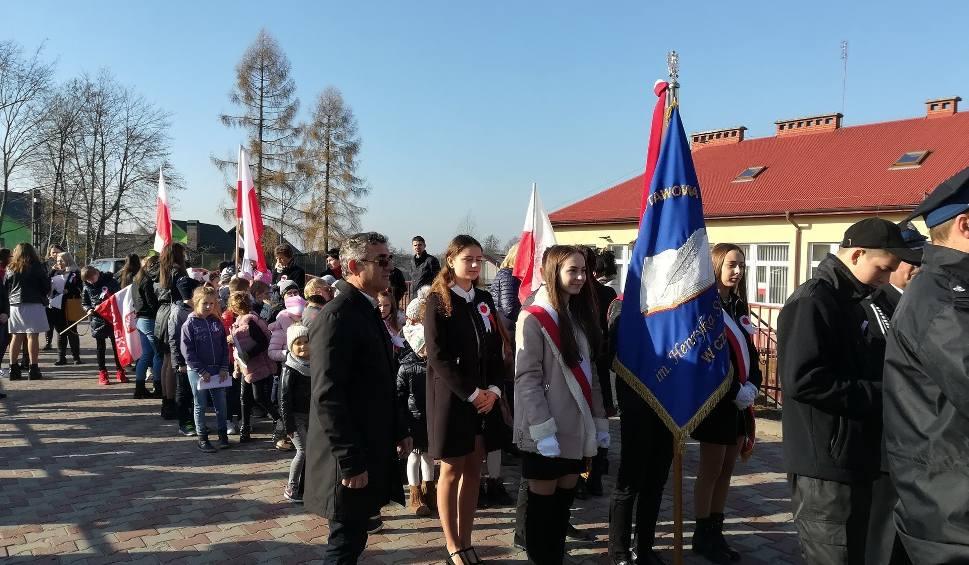 Film do artykułu: Ulicami Czermna przeszedł marsz z okazji odzyskania niepodległości