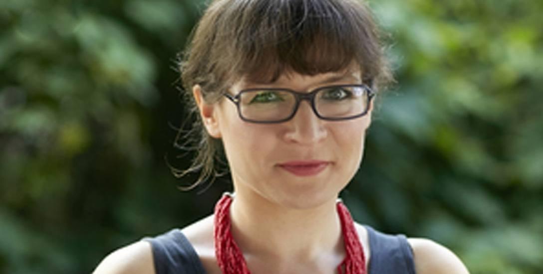 Dr Barbara Brzezicka, pracowniczka naukowa Uniwersytetu Gdańskiego oraz członkini Komitetu Kryzysowego Humanistyki Polskiej