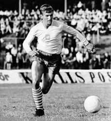 Włodzimierz Lubański strzelił 5 goli w meczu Polski z Luksemburgiem w 1969 roku