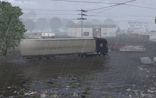 Scania Truck Driving Simulator: Recenzja z naczepą
