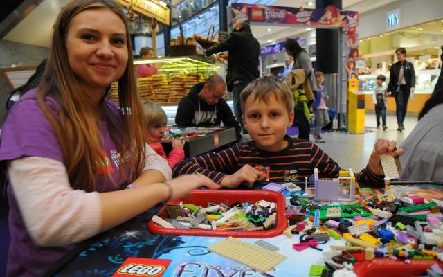 Strefa Lego Galeria Krakowska Gazetakrakowskapl