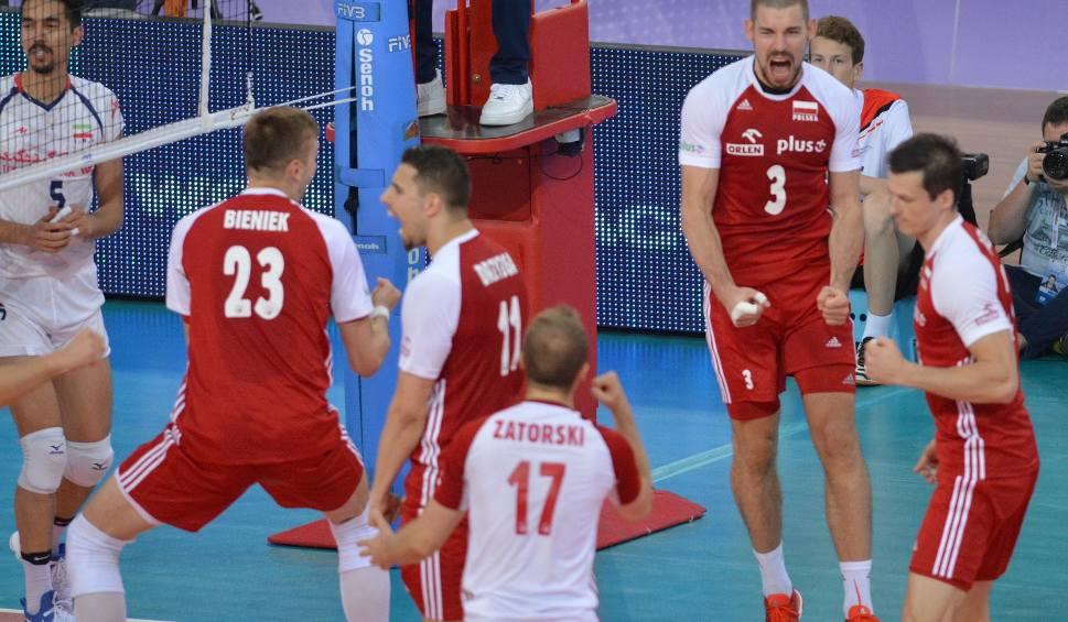 Film do artykułu: Liga Światowa: Polska - Iran 3:0 [ZDJĘCIA]