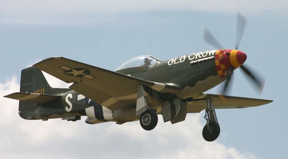 Na myśliwcach tego typu latało także wielu polskich lotników.