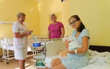 Rodziłam w Strzelcach Opolskich, bo wiedziałam, że w tym szpitalu mam zapewnioną fachową, 24-godzinną opiekę - mówi Katarzyna Sałaga z Częstochowy.