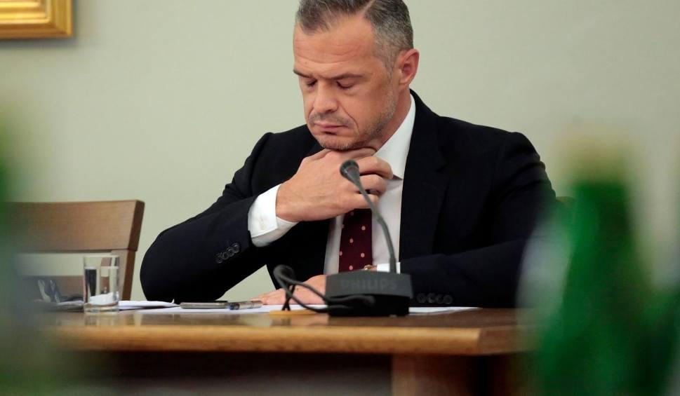 Film do artykułu: Jest tymczasowy areszt dla Sławomira Nowaka, Jacka P. i Dariusza Z. Ukraina wystąpi o ekstradycję byłego ministra?