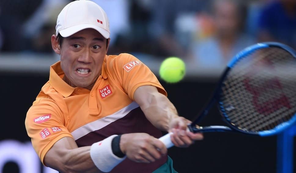 Film do artykułu: Australian Open. Nishikori wygrał maraton z Carreno-Bustą. W ćwierćfinale zagra z Djokoviciem