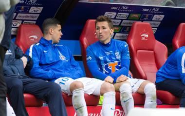 Darko Jevtić jest w już dobrej formie, Radek Majewski na ostatnio ogląda mecze z ławki rezerwowych