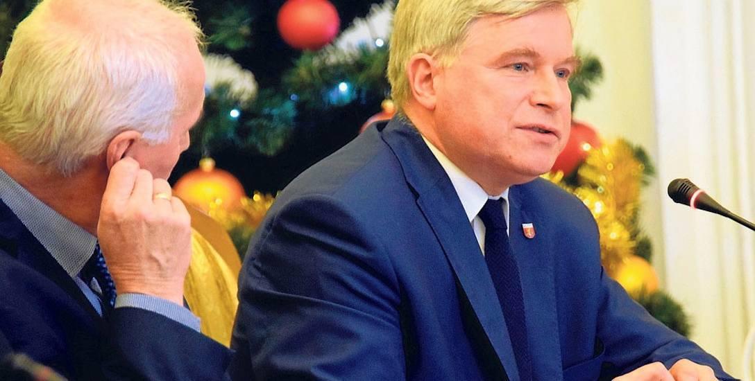 Ambitne plany Krosna - dzięki nadwyżce i wsparciu z Unii Europejskiej. Uchwalono budżet na 2018 rok