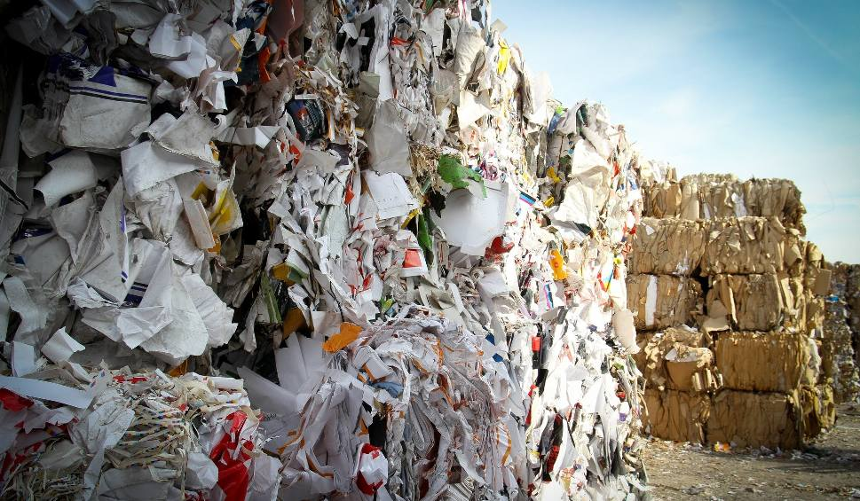 Film do artykułu: NOWA SÓL Poważy wypadek na wysypisku śmieci. Kobieta przejechana ładowarką