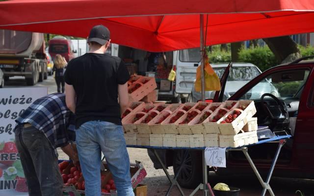 Gdzie się podziały polskie truskawki? Trzeba jeszcze poczekać