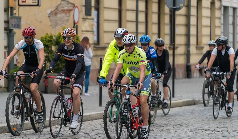 Film do artykułu: Protest sądeckich rowerzystów