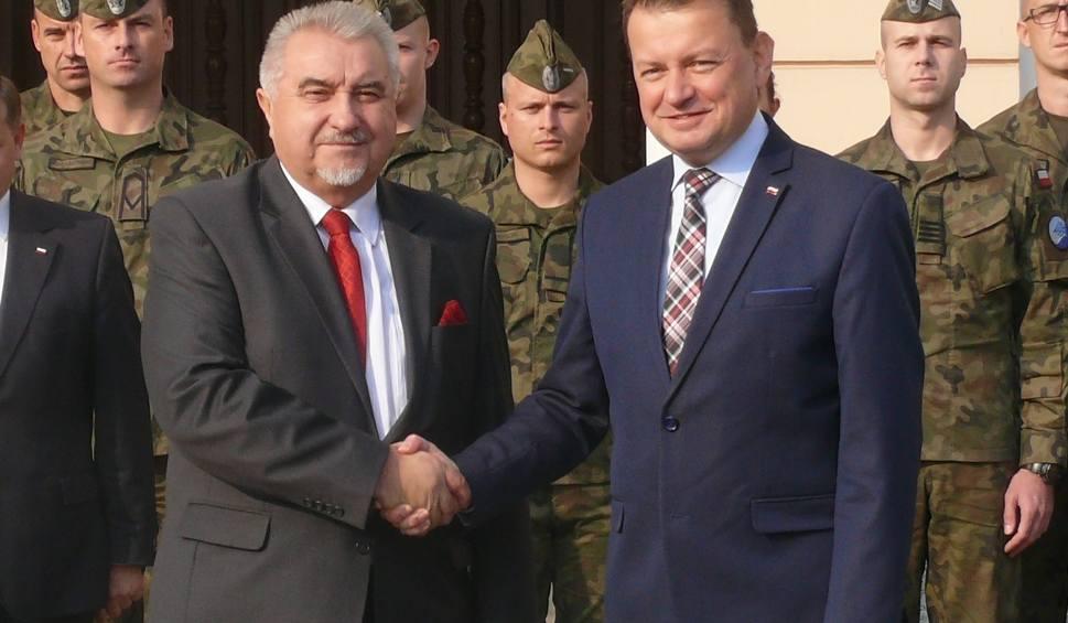 Film do artykułu: Uniwersytet w Radomiu będzie kształcił kadry dla wojska. Minister Obrony Narodowej podpisał list intencyjny