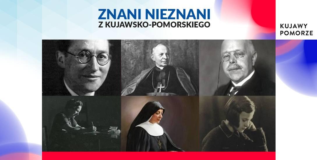 """Lista finalistów """"Znani–nieznani z kujawsko–pomorskiego"""""""