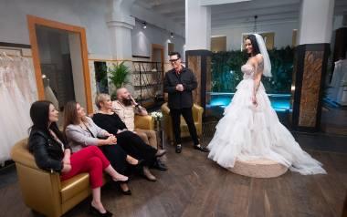 Ślubny autobus Goka Wana zawitał do Gdyni. Przyszłe panny młode otrzymały wiele cennych rad od świty słynnego stylisty