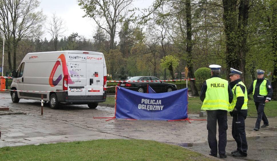 Film do artykułu: Śmiertelne potrącenie w Kielcach