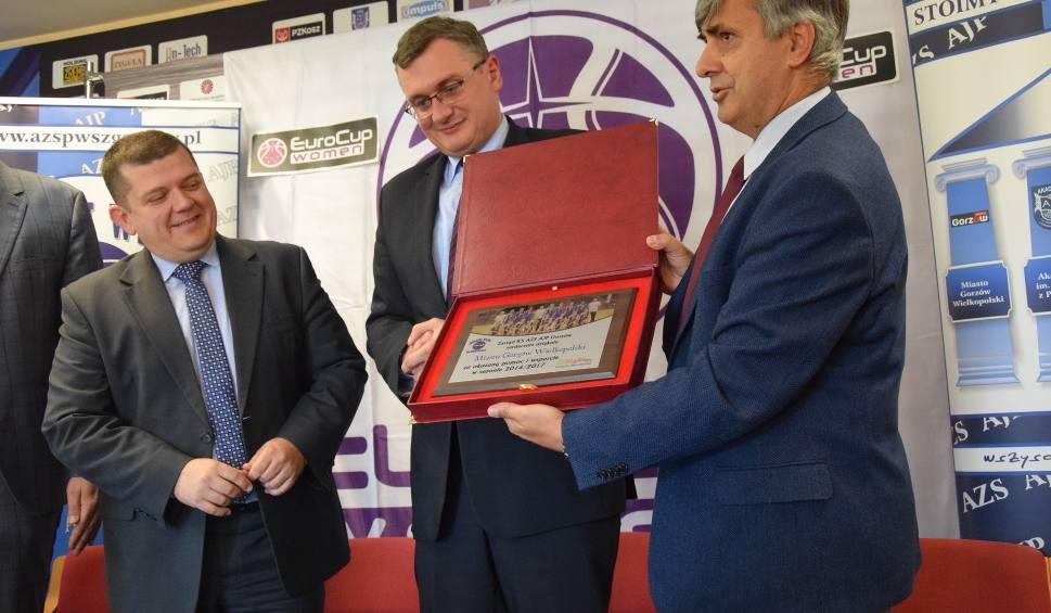 Film do artykułu: AZS AJP Gorzów dostał pieniądze od miasta na grę w Euro Cup [WIDEO, ZDJĘCIA]