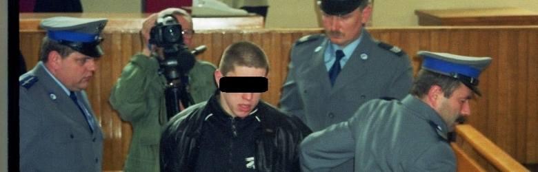 Paweł M. w 1998 r. w sądzie