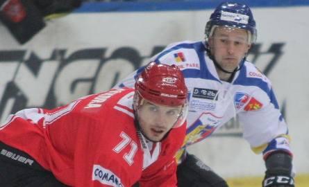 Hokej. Comarch Cracovia po raz ósmy wygrała z Podhalem. Do lidera traci już tylko punkt