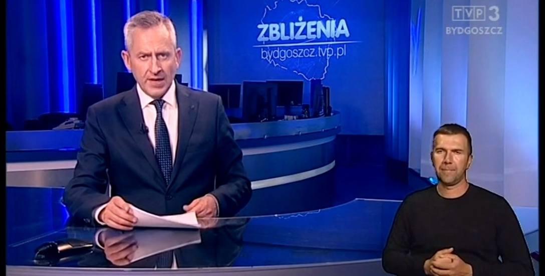 """Zmiana na stanowisku szefa """"Zbliżeń"""" (na zdj. Jarosław Lewandowski) nie byłaby pierwszą w TVP w Bydgoszczy w ostatnim czasie. We wrześniu dyr. Annę Raczyńską"""