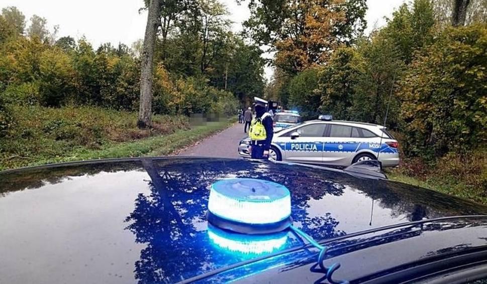 Film do artykułu: Strabla - Mulawicze. Tymczasowy areszt dla kierowcy, który po pijanemu śmiertelnie potrącił rowerzystkę i uciekł (zdjęcia)