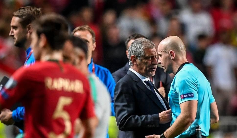 Film do artykułu: Euro 2020. Szymon Marciniak przepraszał Portugalczyków