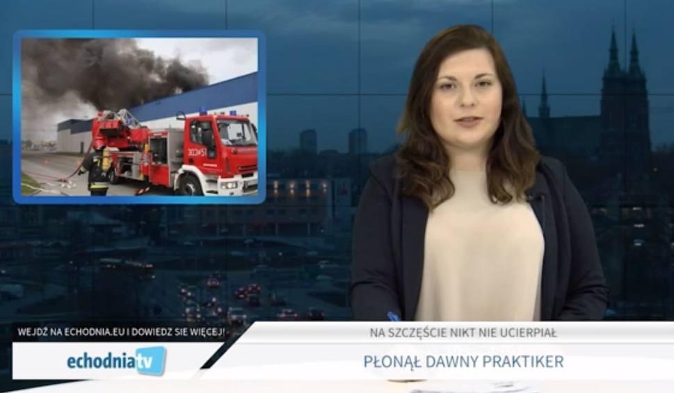 Film do artykułu: Wiadomości Echa Dnia. Pożar Praktikera. Strażacy ujawniają kulisy akcji