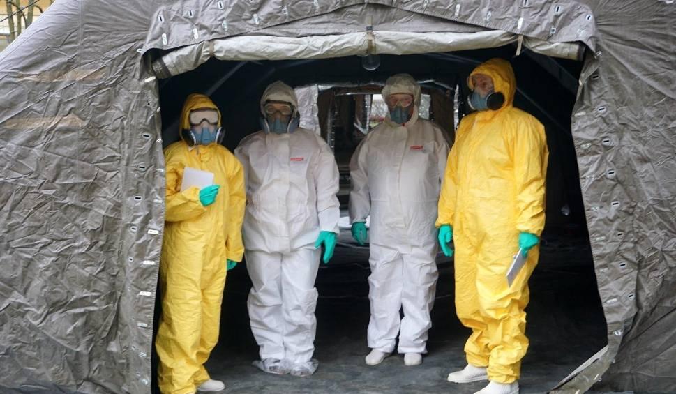 Film do artykułu: Wzrost zakażeń koronawirusem. W Polsce przybyło 6 431 zakażonych. To o prawie 3 tys. więcej, niż wczoraj!