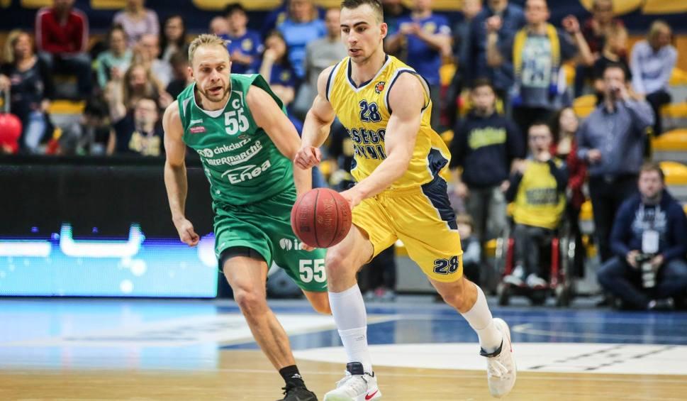 Film do artykułu: Przemysław Żołnierewicz nowym koszykarzem Enei Zastalu BC Zielona Góra