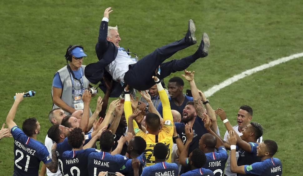 Film do artykułu: Didier Deschamps - najbardziej niedoceniany piłkarz i trener