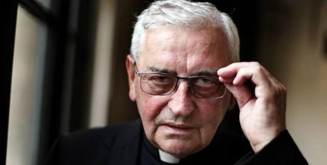 Tadeusz Pieronek. Sądne dni polskiego sądownictwa